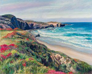 Sea Ranch Coastline, California