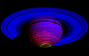 Blue Saturn 1