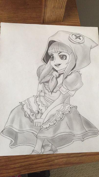 Red Riding Annie - Jazmin