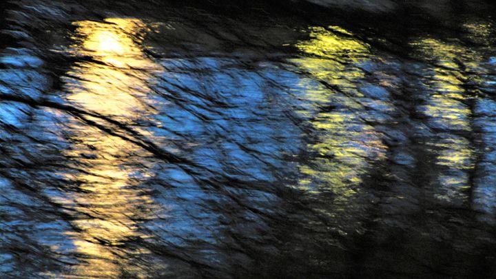 Light Scape 2 - Amanda Paints LLC