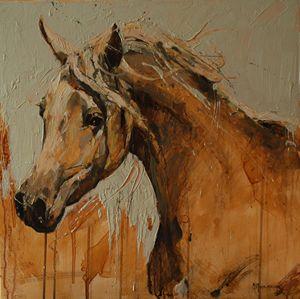 HORSE PORTRAIT - MikolajczakArt