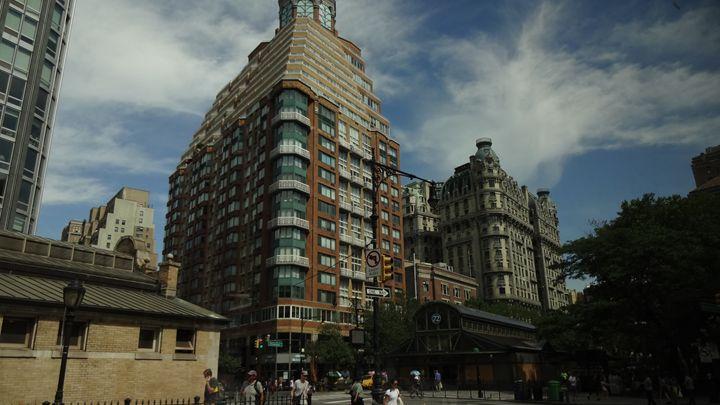 Upper West Side, New York City - George Hertz