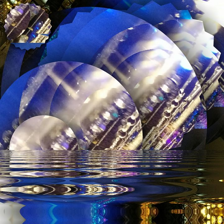 Blue Worlds - ADMA Gallery