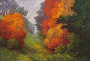 Autumn in the Dandenongs