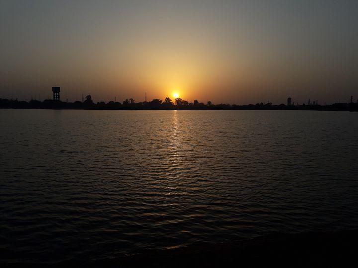Sunset - Simran
