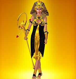 Walk like an Egyptian...with Power
