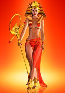 Pharaoh Queen