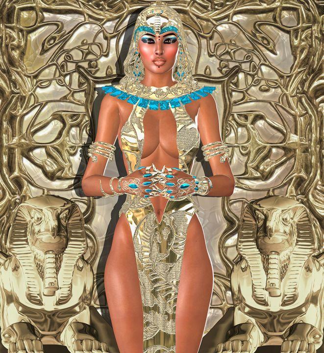 Goddess of Light - TK0920