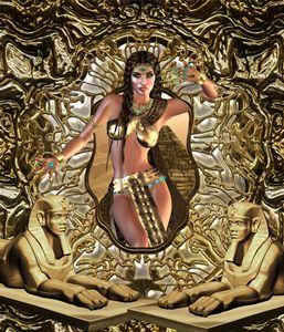 Egyptian Seductress