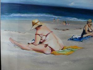 Beach Babe 1
