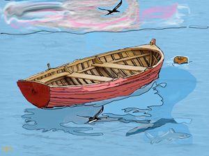 Need a Bigger Boat - Michael Bartlett