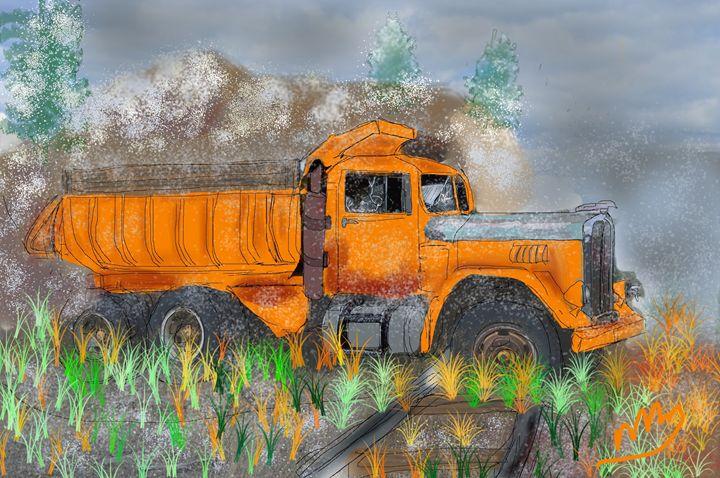 Truckin - Michael Bartlett