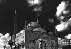 The Mohammed Ali Mosque Cairo Egypt - Fleur De Lys