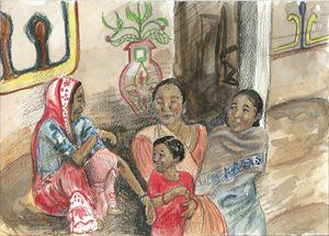 Women in Terai
