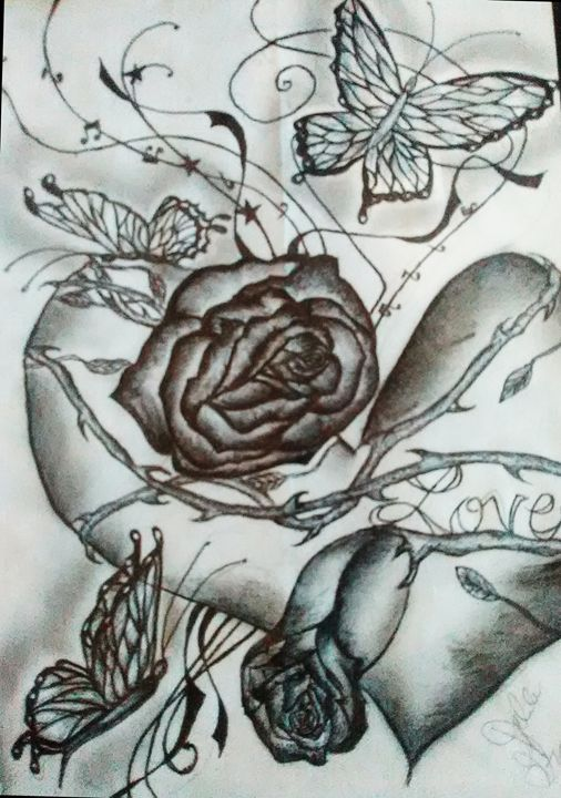 love - Deb gray