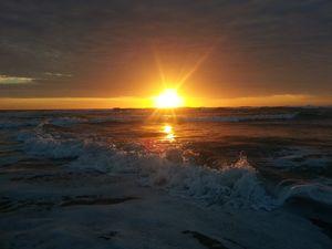 Tranquil Sunset Swakopmund