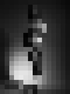 Anastasia Standing Nude