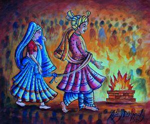 wedding of Hindu