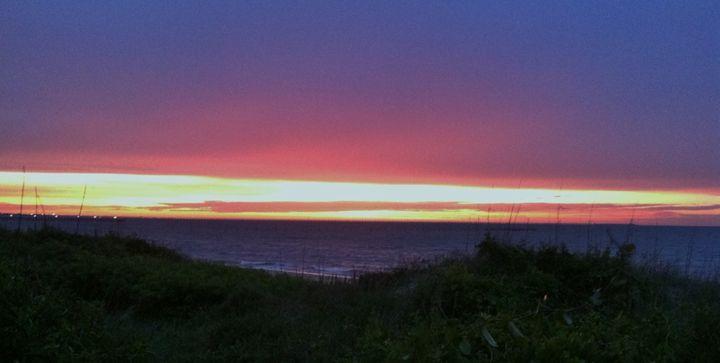 Multicolored Sunset - Ben Salomonsky Photographic Designs
