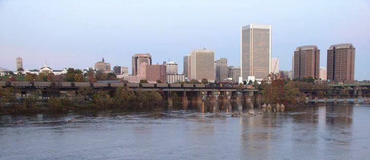Richmond Skyline - Ben Salomonsky Photographic Designs