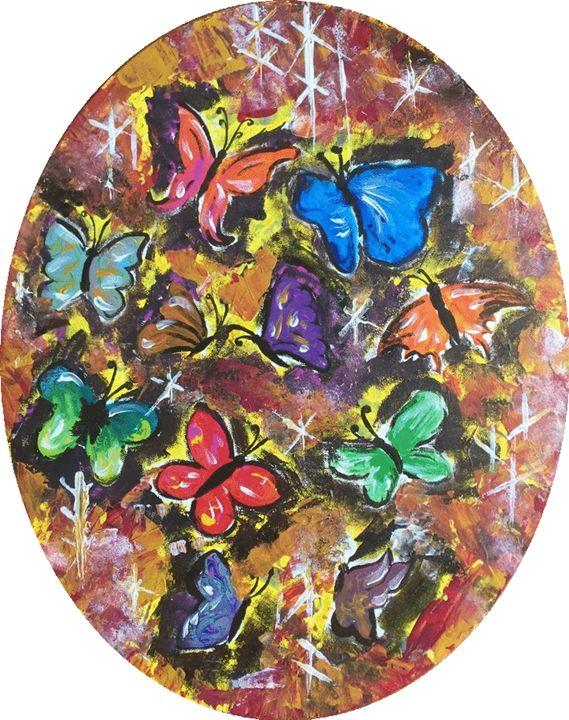 Butterflies - Ambroguss