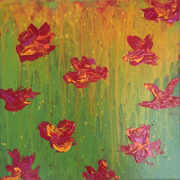 Blossoms - Ambroguss