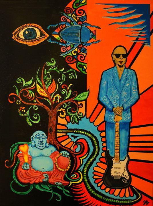 Guitar Man -  Jbrozyniak