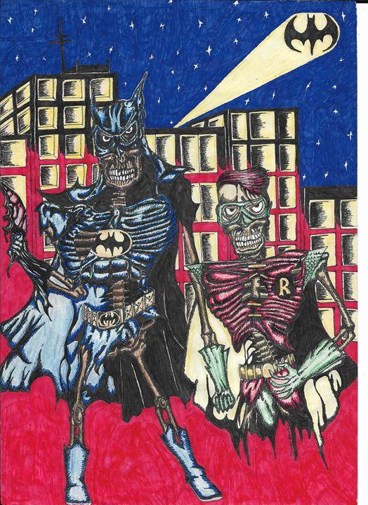 Batman & Robin - Necromancer