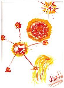 Fire Flowers