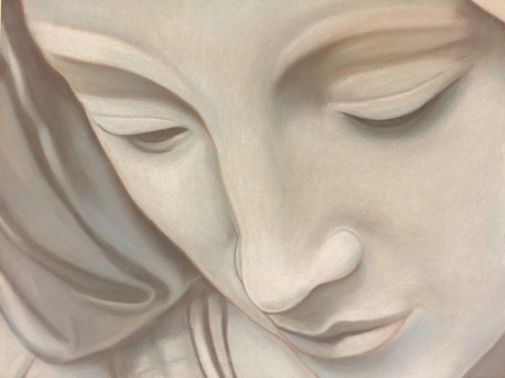The Dolors of Mary - PeaceAndSerenityArt