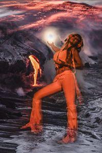 """Moon Goddess"""
