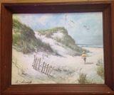 19x22 inch framed print