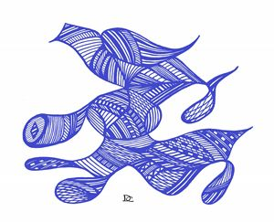 Civishi #32 Blue