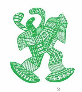 Civishi #2 Green