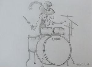 """Bangin-da-Drums"""