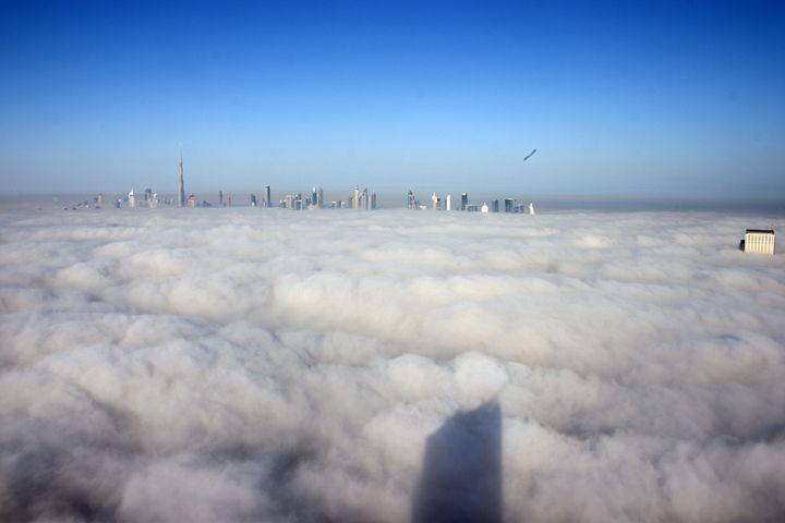 Dubai Fog1 - Behroz BL