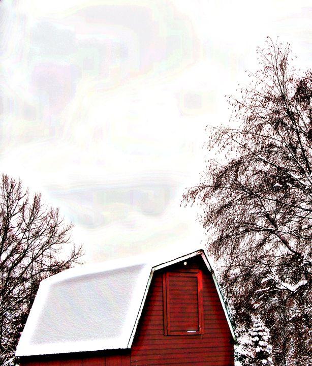 Farming Winter - Silva Nature Photography