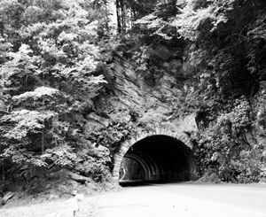 Tunnel through the Mountain