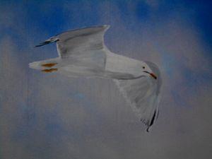 Solo Flight - Randy Maske Artist