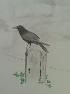 The Crow - Randy Maske Artist