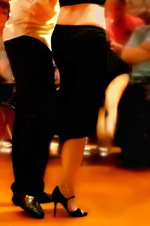 Tango art photo 3 - Marc-André Le Tourneux, photographer