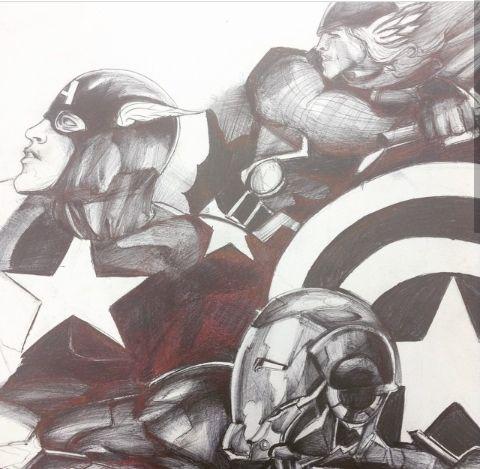 Civil war - ArtbyDebby