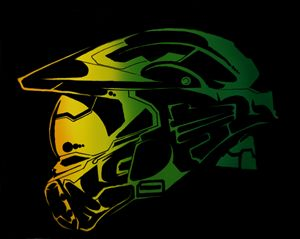 DaftMasterPunkChief Green & Gold