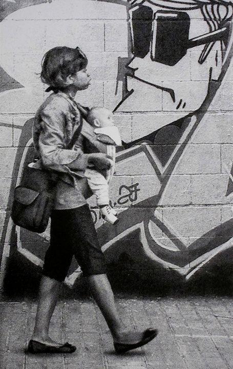 Girl on the Street - Tom David