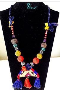 Handmade Good Luck Necklace