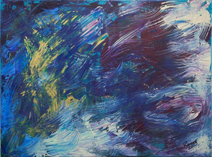 Dyre - Amy Ramsey Art
