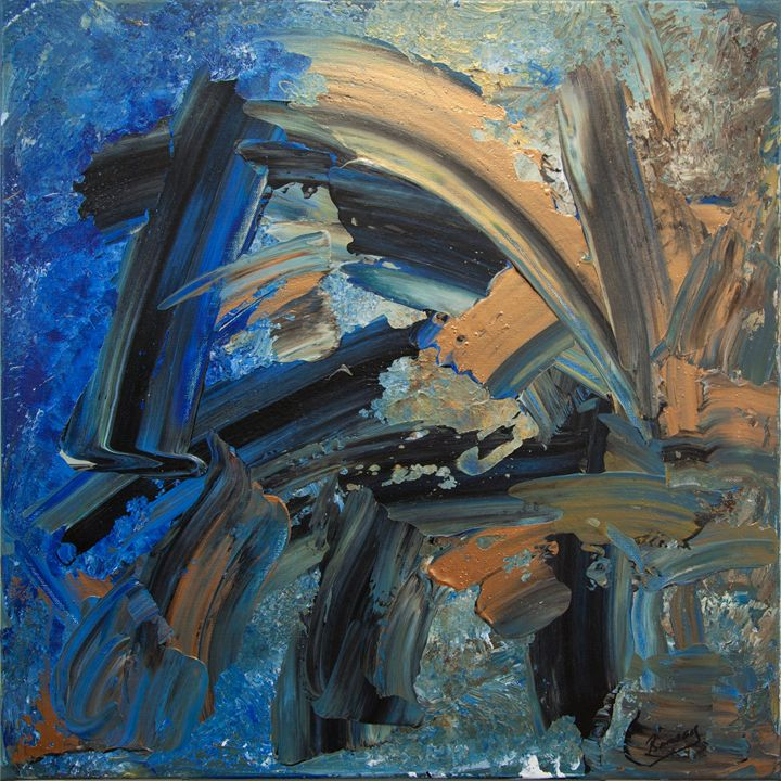 The Darkbyrd Muse - Amy Ramsey Art