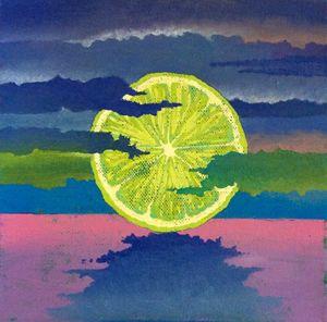 Lemon in the sky