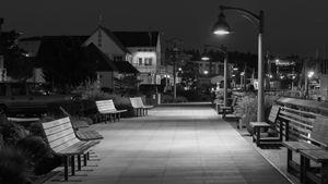 Empty night