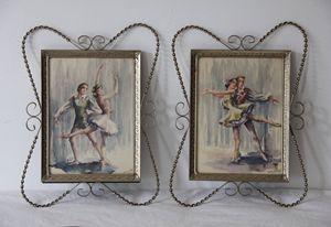 Ballet Dancers - Artwork Prints